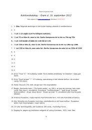 Auktionskatalog – Gram d. 16. september 2012 - Dansk Grejsamler ...
