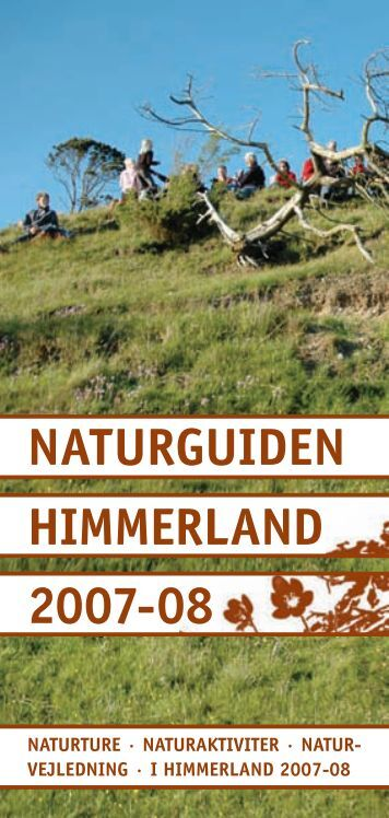 NATURGUIDEN - Udtryk 2011 i Øster Hornum