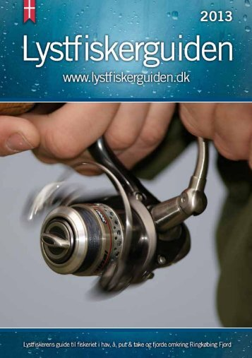 Lystfiskerguiden 2013 (pdf fil) - dansk