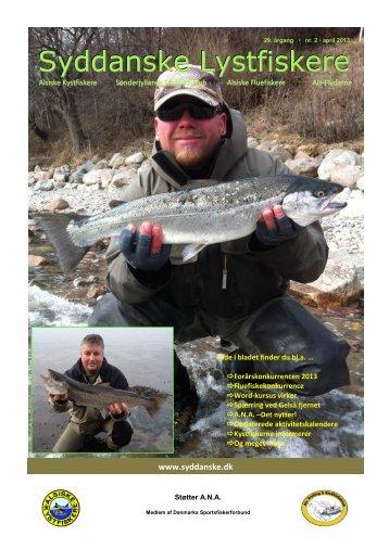 2 - april 2013 - Syddanske Lystfiskere