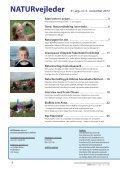 Naturvejledning i stor skala - Naturvejlederforeningen i Danmark - Page 4