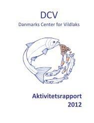 DCV 2012 - Bjerringbro & omegns Sportsfiskerforening