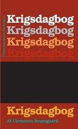 Clemmen Brunsgaard: Krigsdagbog - Lokalhistorisk Arkiv