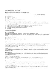 Referat, generalforsamling 2004 - Åens.dk