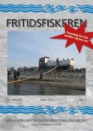 fritidsfiskeren - Dansk Fritidsfiskerforbund