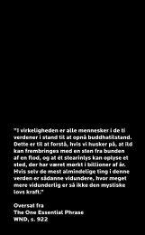Et værdifuld liv - SGI Jylland & Fyn