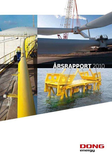 Årsrapport 2010 - DONG Energy