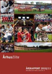 Årsrapporten for 2010/11 - Århus Elite