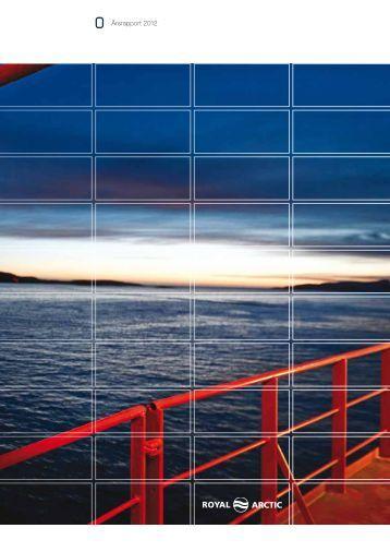 Årsrapport 2012 - Royal Arctic Lines