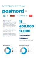 Årsrapport | 2012 - PostNord - Page 3