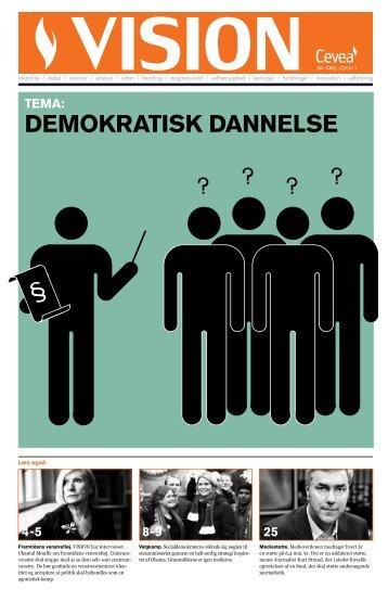 tema: demokratisk dannelse - Cevea