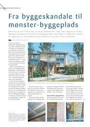 Fra byggeskandale til mønster-byggeplads - Bebyggelsen Ørbækgård