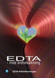- mod åreforkalkning - EDTA-Patientforeningen