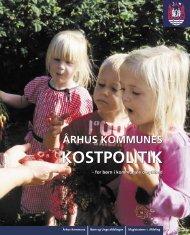 Århus Kommunes kostpolitik - Aarhus.dk