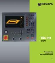 TNC 310 - heidenhain