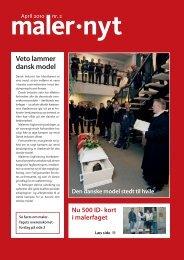 malernyt nr. 2 2010, som pdf - Malernes Fagforening Storkøbenhavn