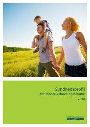Sundhedsprofil for Frederikshavn Kommune