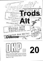 DKP og Frihedskampen Bind 20