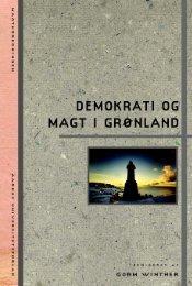 Demokrati og magt i Grønland - Aarhus Universitetsforlag