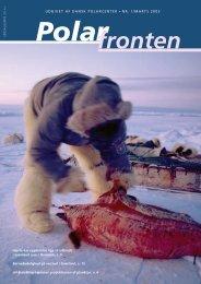 Hold kontakten - Polarfronten
