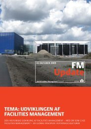 fm update - Dansk Facilities Management