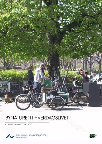 Bynaturen i hverdagslivet - Christianias frie natur