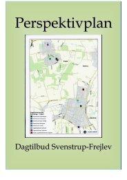 Dagtilbud Svenstrup-Frejlev - aksos.dk