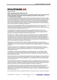 to read the full article in Danish (pdf-file) - Johanson, Henrik Aagaard