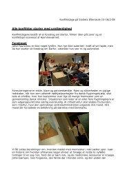 Konfliktdage p Slottets Efterskole 16/2-08 - Tølløse Slots Efterskole