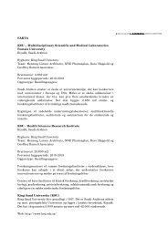 HLA_KSU_Fakta.pdf - Henning Larsen Architects