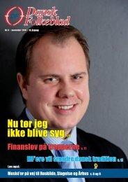 Nu tør jeg ikke blive syg - Dansk Folkeparti