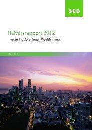 Halvårsrapport 2012.pdf - SEB