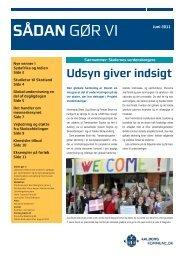 Læs Sådan gør vi, juni 2011 - Aalborg Kommunale Skolevæsen