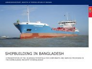 DEFAULT TITLE SLIDE WITH GRAPHIC ELEMENT - Bangladesh