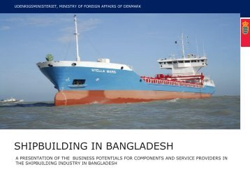 DEFAULT TITLE SLIDE WITH GRAPHIC ELEMENT - Bangladesh