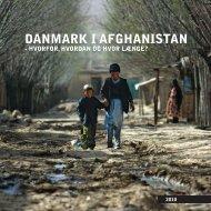 DANMARK I AFGHANISTAN - Forsvarsministeriet