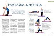 KoM i gANg MED yogA…