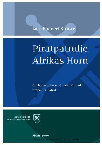 Piratpatrulje Afrikas Horn - Folk & Forsvar