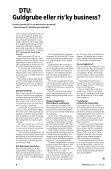 DTU-ansatte dukker sig - FORSKERforum - Page 6