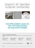 Medlemsorientering for Praktiserende Tandlægers ... - PTO - Page 2