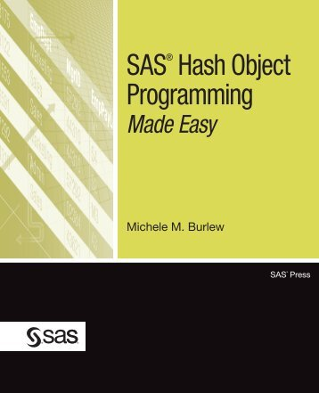 SAS® Hash Object Programming