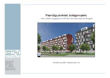 Se prospekt for byggeprojektet her - DN Erhverv