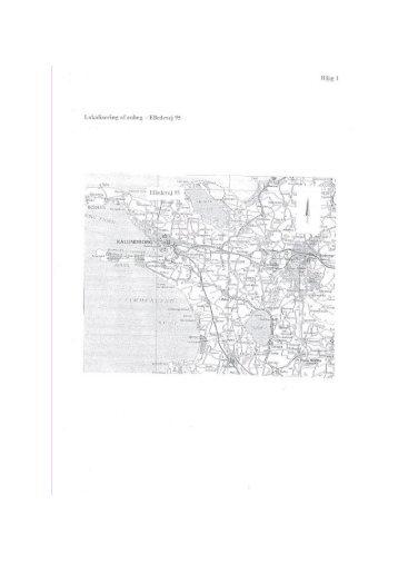 Tillæg 4, Bilag 1-21 - Naturstyrelsen