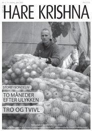 TRO OG TVIVL - ISKCON Danmark