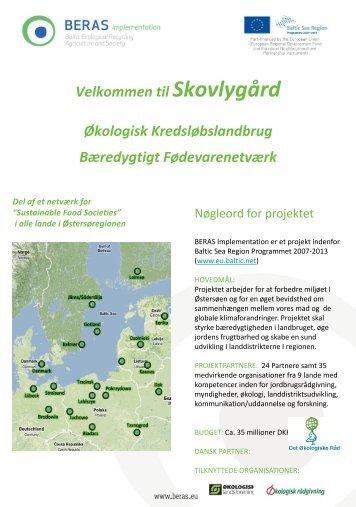 Velkommen til Skovlygård Økologisk ... - Jystrup Net