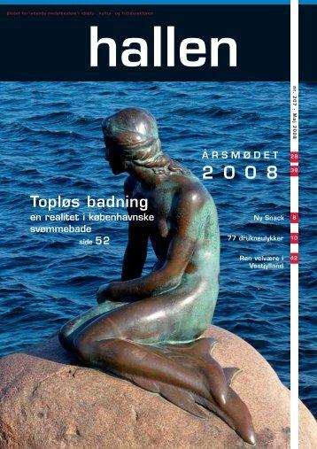 Topløs badning - Halinspektørforeningen