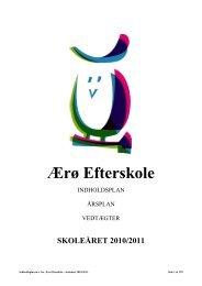 ÆRØ EFTERSKOLE