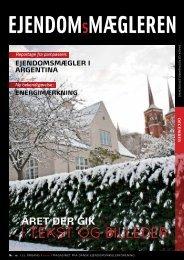 Udgave 11, december måned 2010 - Dansk Ejendomsmæglerforening
