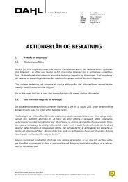 Bent Ramskov - Danmarks Skatteadvokater