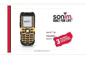 Download manual - Telefonmanualer